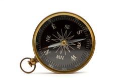 Compass. Studio isolated over white Stock Photo