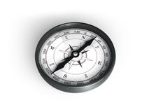 Compass. On a white background Stock Photos