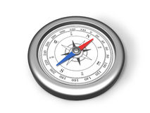 Compass. On a white background Stock Photo
