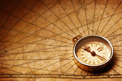 Free Compass Royalty Free Stock Photography - 9943177