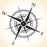 Compass background Stock Photos