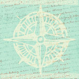 Compass Background Stock Image