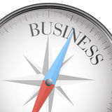 Compass business Stock Image