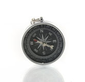 Compass with clipping path Royalty Free Stock Photos