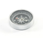 Compass with clipping path Stock Photos