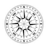 Compass compassrose marine navigation isolated background eps. Compass rose on isolated background vector Stock Photo