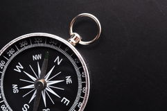 Compass and copyspace Royalty Free Stock Image