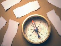 Compass Decision Stock Photos
