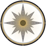Compass Design Royalty Free Stock Images
