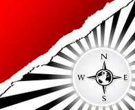 Compass design Royalty Free Stock Photos