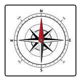 Compass icon-Vector stock illustration