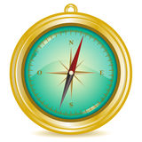 Compass Illustration Royalty Free Stock Photography