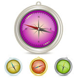 Compass Illustrations Stock Photos