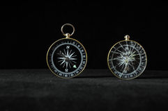 Compass Indicating Differents Stock Images