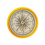 Compass isolated Royalty Free Stock Image