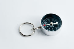 Compass Isolated. Compass on the White Background Stock Photo
