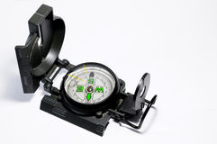 Compass isolated Stock Photos