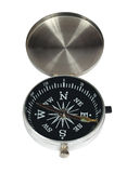 Compass. Isolation on a white background Stock Image