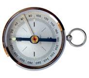 Compass navigation instrument Royalty Free Stock Photo