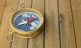 Compass north south east  west direction. 3D stock photos