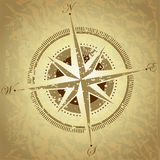 Compass old Royalty Free Stock Image