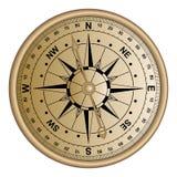 Compass old Antique vintage vector eps Stock Photos