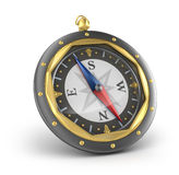 Compass. Old style Stock Photography