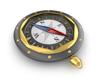 Compass. Old style Royalty Free Stock Image