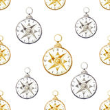 Compass pattern Stock Photography