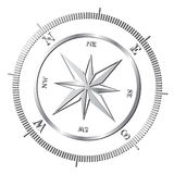 Compass rose Royalty Free Stock Photos
