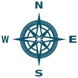 Compass rose Stock Photos