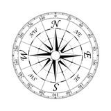 Compass Rose #2 Stock Photos