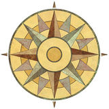 Compass Rose Royalty Free Stock Photo