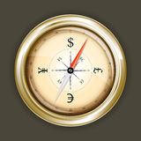 Compass Set 3 Stock Images