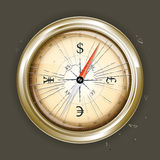 Compass Set 4 Royalty Free Stock Images