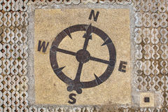 Compass sign Royalty Free Stock Photo