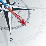 Compass southeast Stock Photography