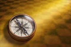 Compass Strategy Psychology Business royalty free stock images