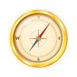 Compass. A Compass Strategy Psychology Business Stock Photo