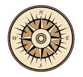 Compass symbol Stock Images