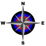 Compass (vector) Royalty Free Stock Photo