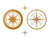 Compass Vector Stock Photo