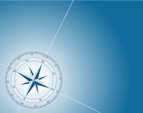 Compass. Vector illustration. Stock Photos