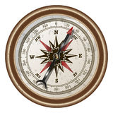 Compass vector illustration Stock Images