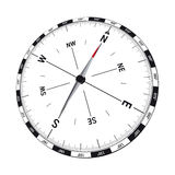 Compass vector Royalty Free Stock Photo