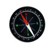 Compass on a white background Stock Photography