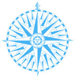 Compass wind rose vector Royalty Free Stock Photography