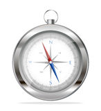 Compass with windrose. Stock Photos