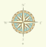 Compass Windrows vector illustration