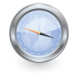 Compass1 Royalty Free Stock Image